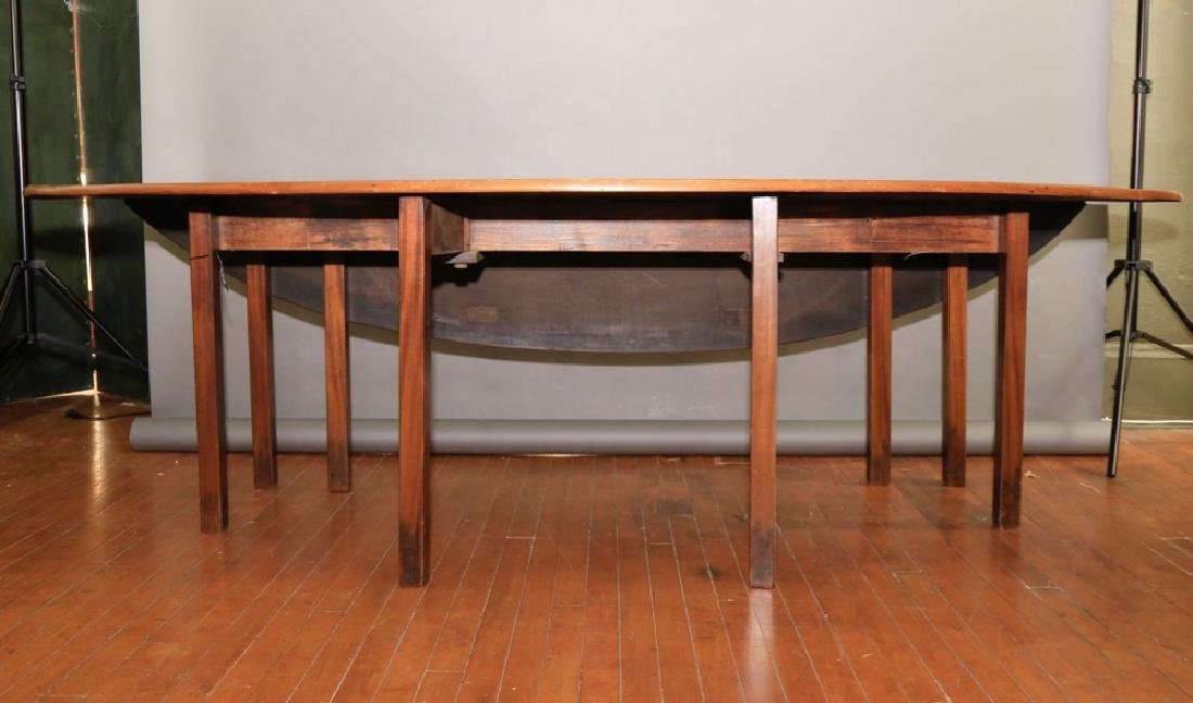 18thc. Mahogany Wake or Hunt Table - 7