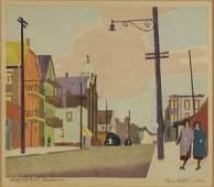 Ora Coltman (American 1858 - 1940)  Mayfield Hill