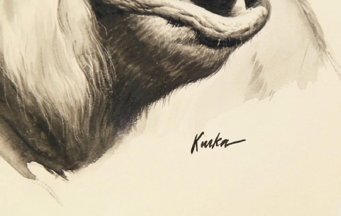 Kiska (American 20thc.)  Gorilla - 4