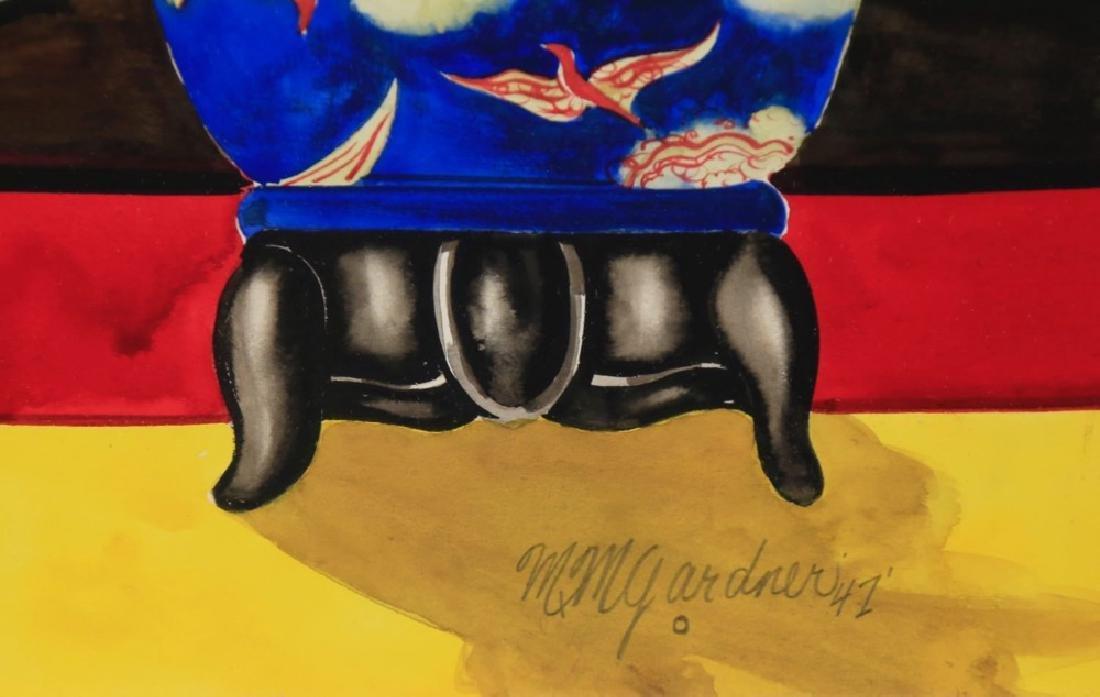 Milford Goldfarb (American, 20thc. ) Still Lifes - 6