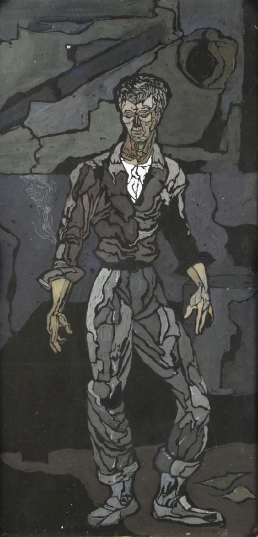 Eugene M. Kalinowski,  Working Man - 2