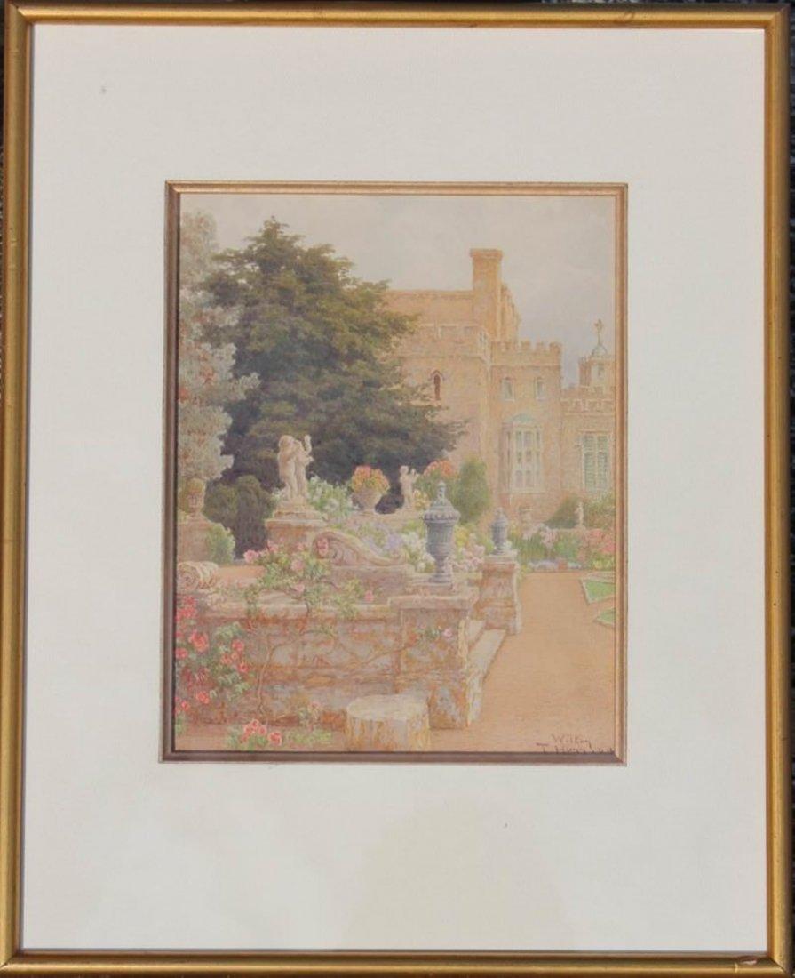 Thomas Henry Hunn - Wilton, Garden Steps - 2