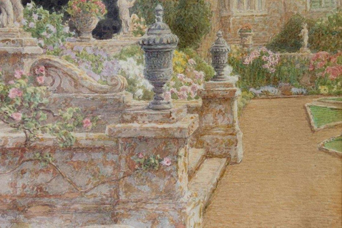 Thomas Henry Hunn - Wilton, Garden Steps - 5