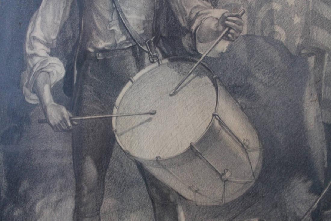 Lambert (American, 20thc.) Spirit of 1776 - 6