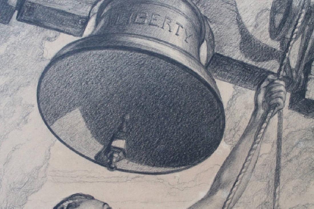 Lambert - American Workers, Liberty Bell, Industrial - 2