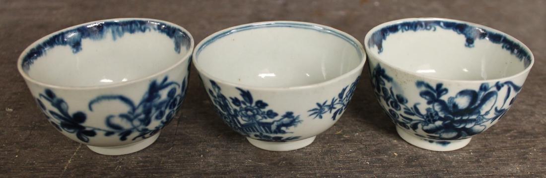 Assorted Lot of English Ceramics, 18th/19thc.