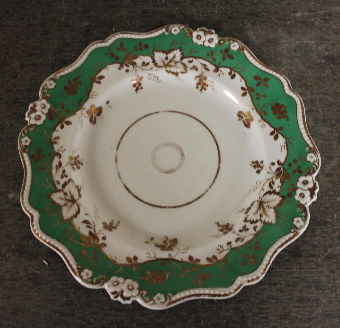 Assorted Lot of English Ceramics, 18th/19thc. - 2