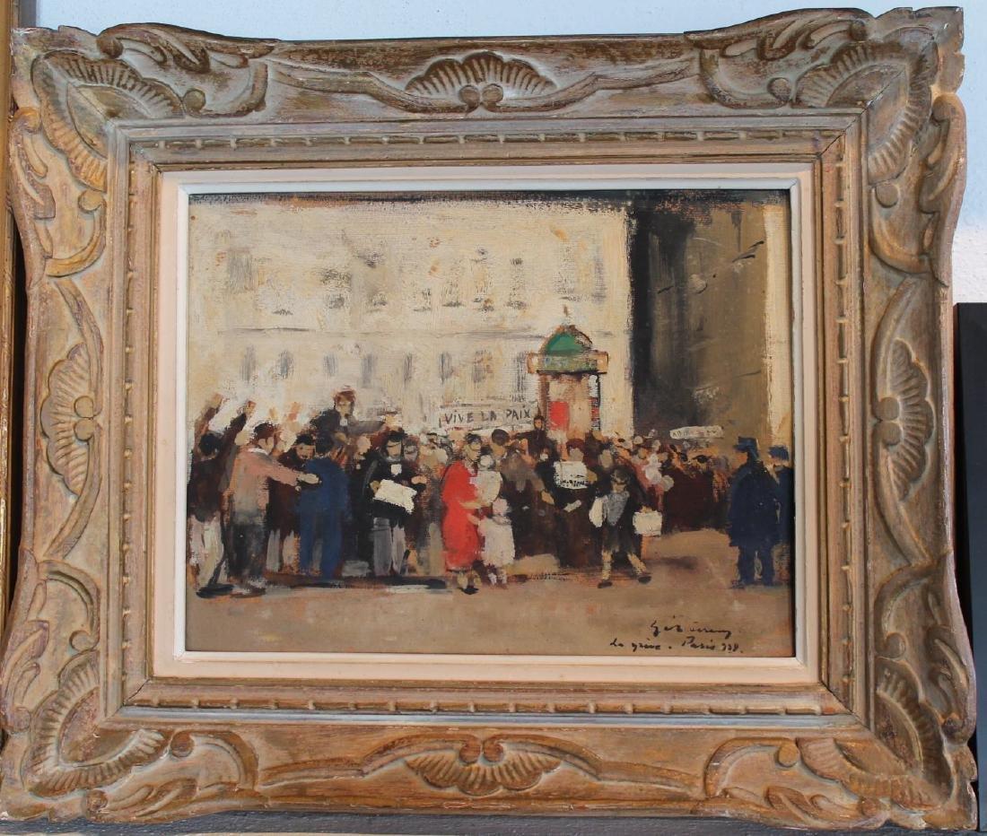 Vive La Paix, 20th Century French School, 1928 - 2