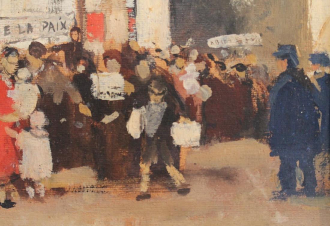 Vive La Paix, 20th Century French School, 1928 - 6
