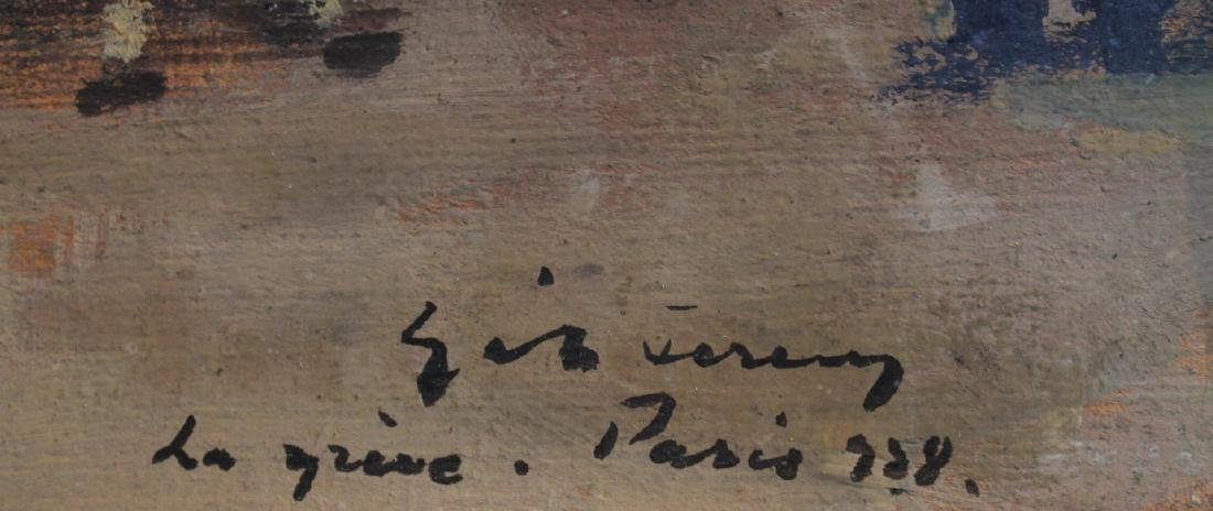 Vive La Paix, 20th Century French School, 1928 - 7