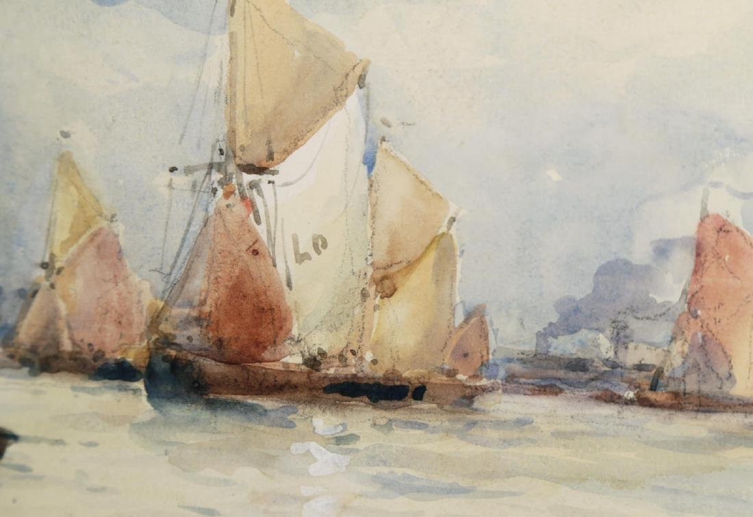 Venice from the Harbor, 19thc. British School - 3