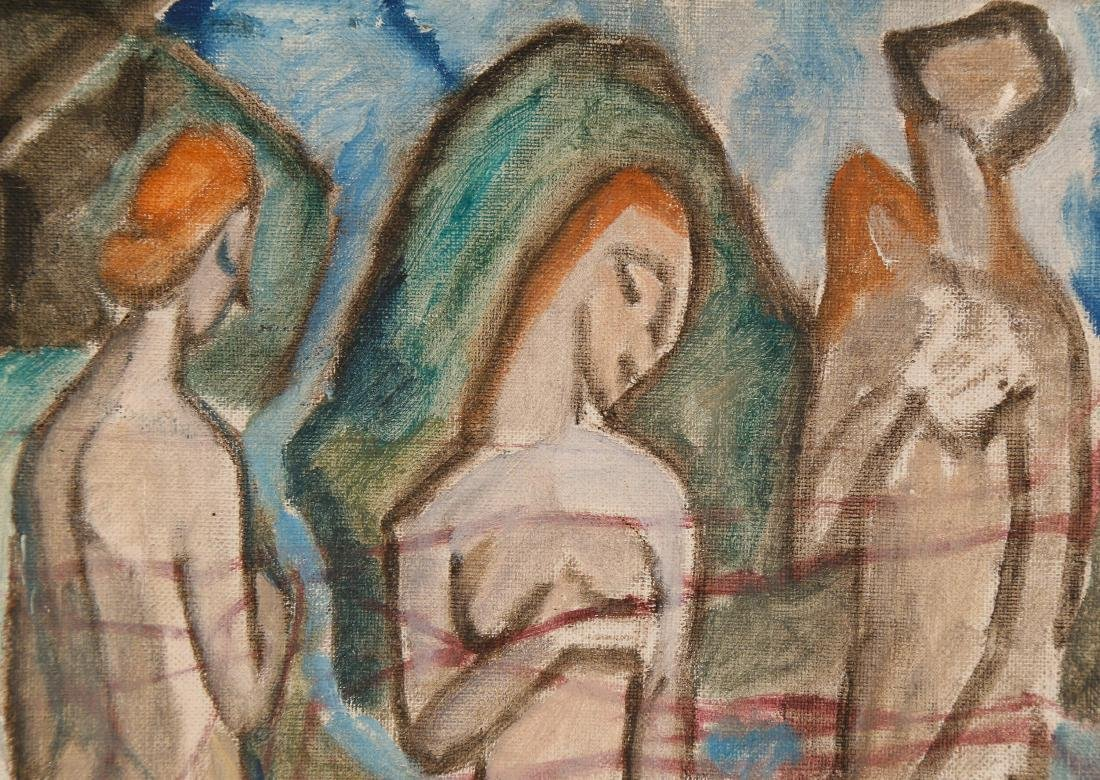 Thomas Furlong (American, 1886-1952) Three Nudes, 1921 - 3