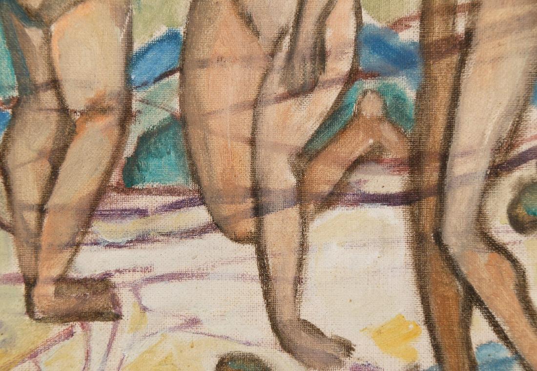Thomas Furlong (American, 1886-1952) Three Nudes, 1921 - 4