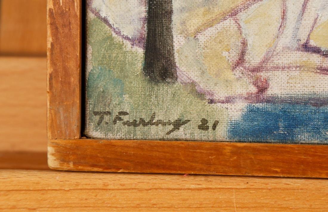 Thomas Furlong (American, 1886-1952) Three Nudes, 1921 - 5