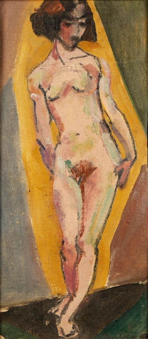 Thomas Furlong (American, 1886-1952) Standing Nude - 2