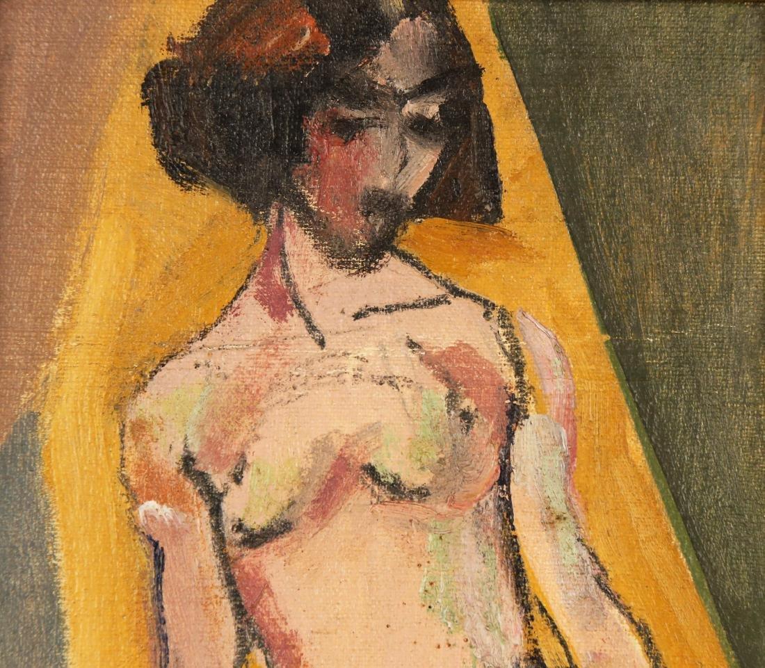 Thomas Furlong (American, 1886-1952) Standing Nude - 3