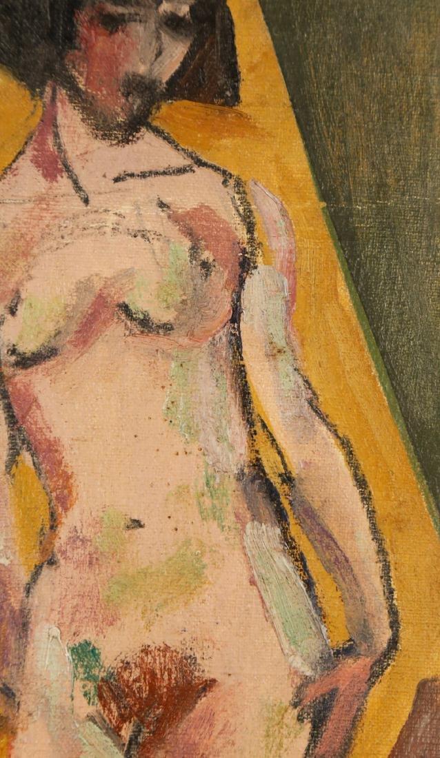 Thomas Furlong (American, 1886-1952) Standing Nude - 4