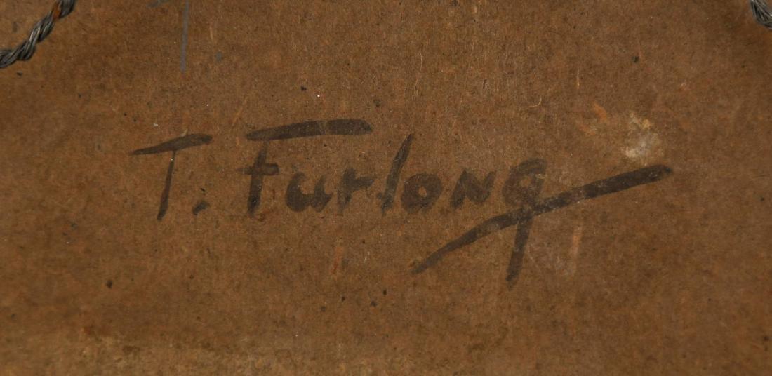 Thomas Furlong (American, 1886-1952) Standing Nude - 7