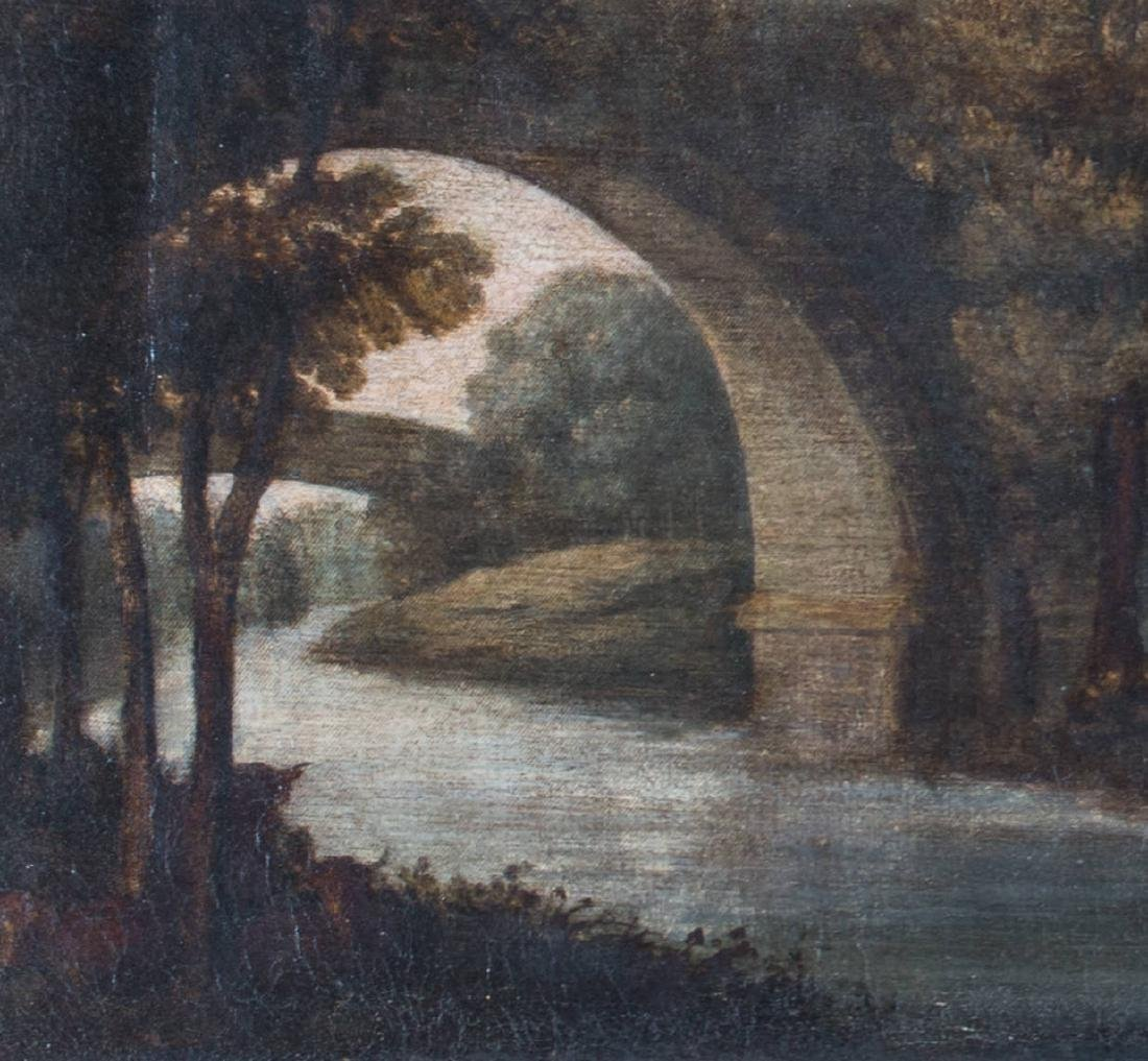 Figures in a Landscape, 18th/19th Century Continental - 5
