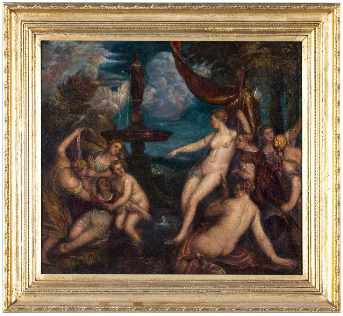 Classical Group, Females, Mythological Drama, 19th