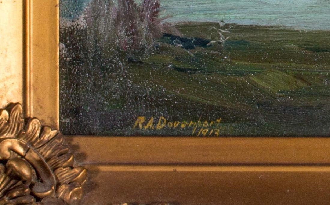 R. A. Davenport, Scene on Belle Isle, Detroit, Mich., - 3