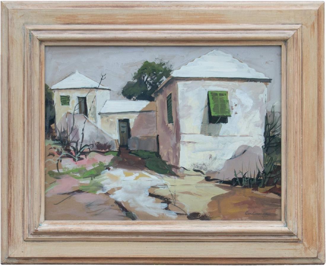 Carl Frederick Gaertner (American, 1898-1952) Bermuda,