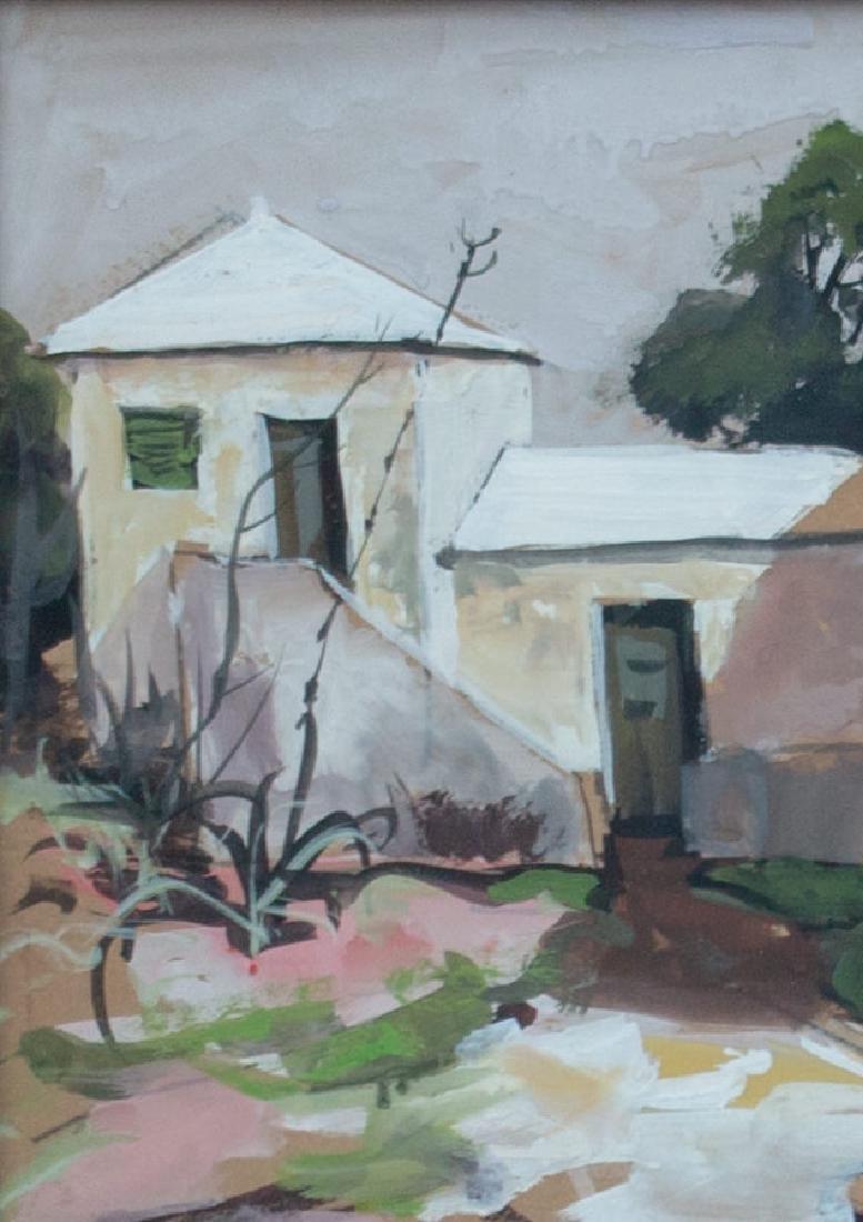 Carl Frederick Gaertner (American, 1898-1952) Bermuda, - 4