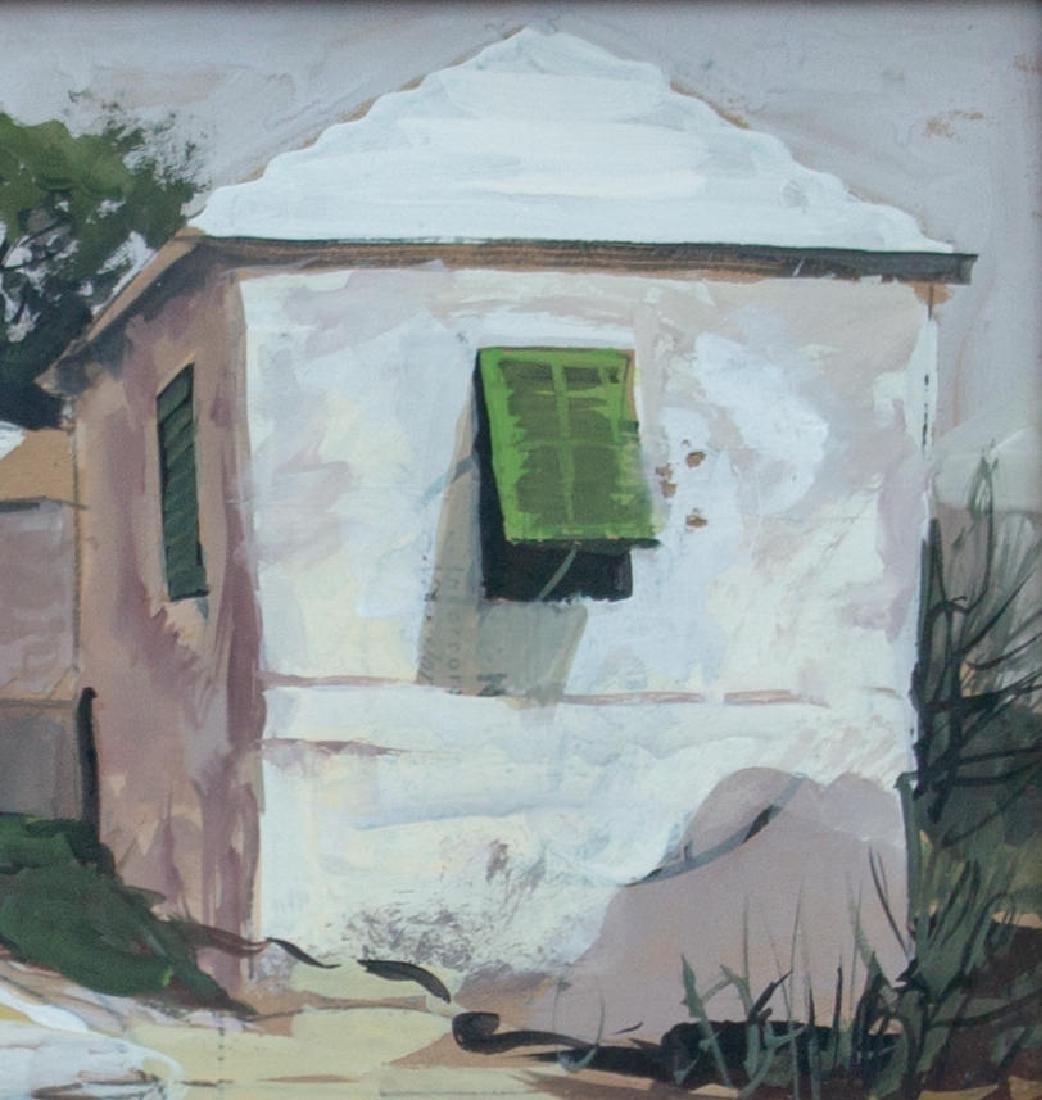 Carl Frederick Gaertner (American, 1898-1952) Bermuda, - 5
