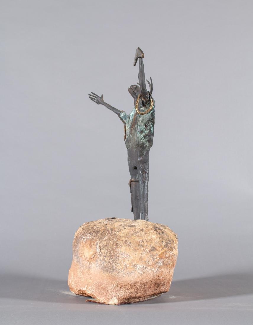 Bill Worrell (American, Born 1936) The Shaman, 1984 - 2