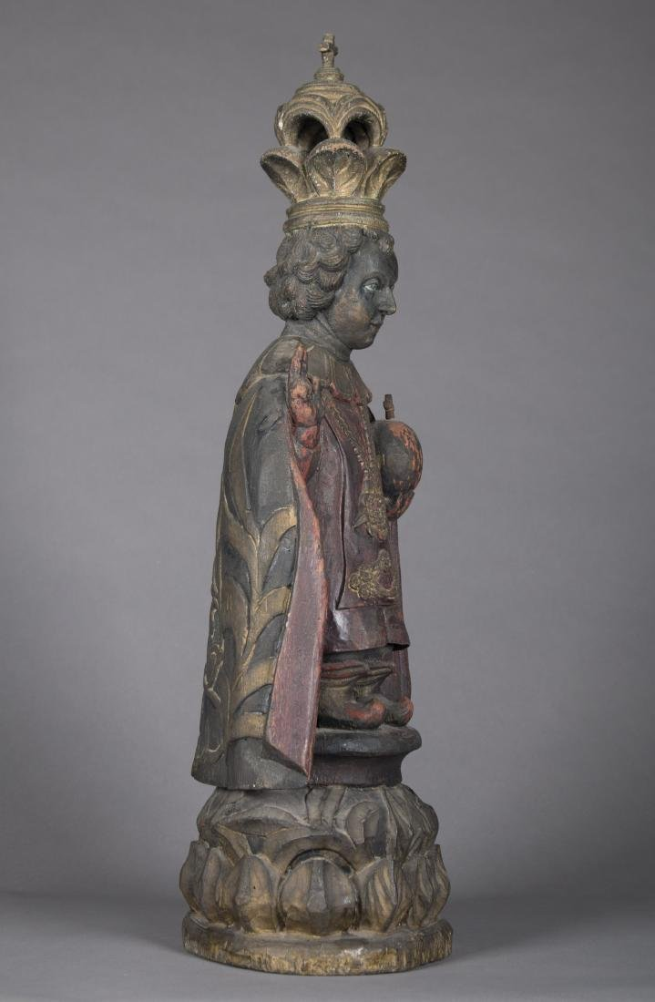 South American Santos Figure Depicting and Unnamed - 2