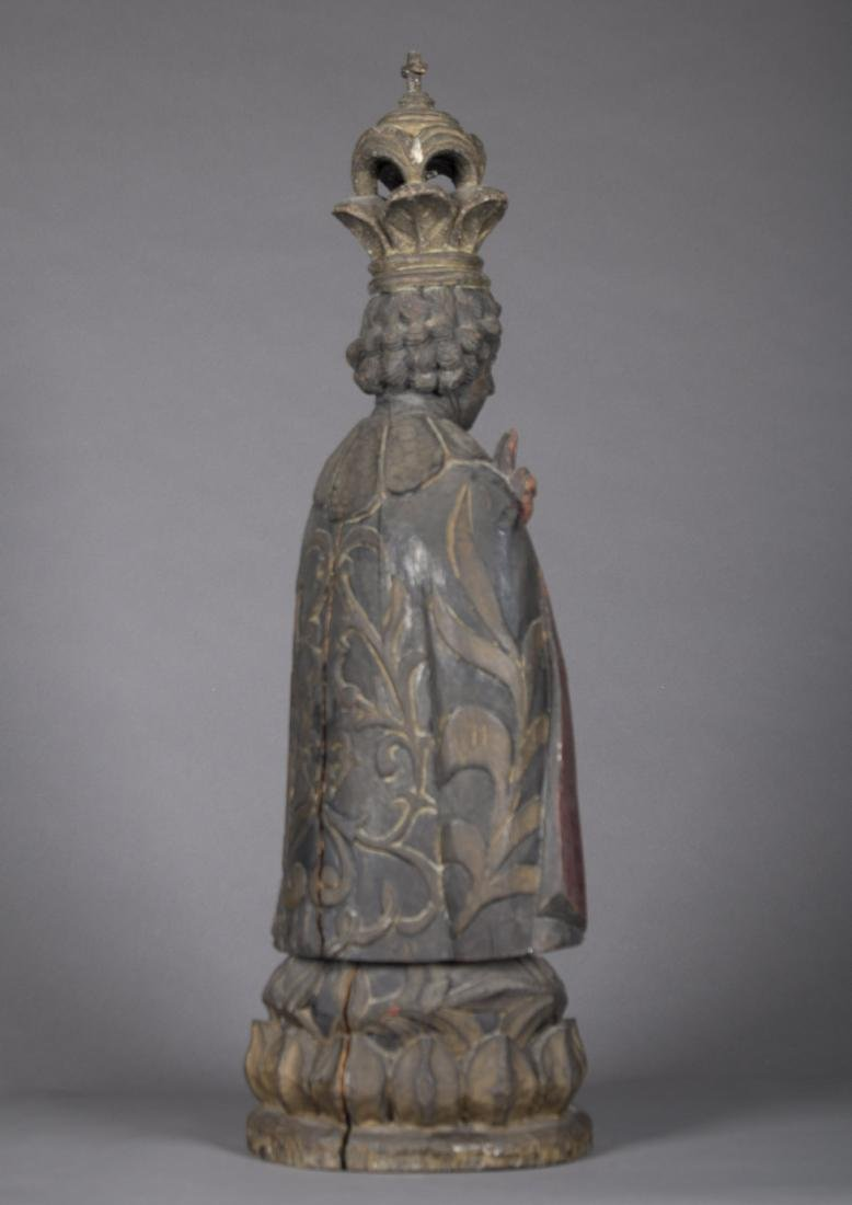 South American Santos Figure Depicting and Unnamed - 3