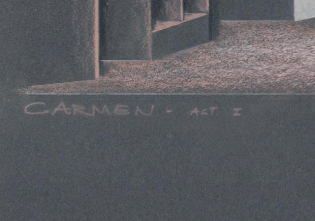H. J. Kurth,  Carmen Act 1 - 5