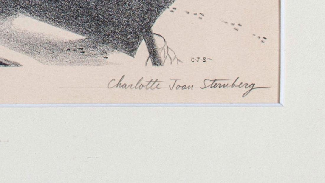 Charlotte Joan Sternberg (American 1920-2003) The Last - 6
