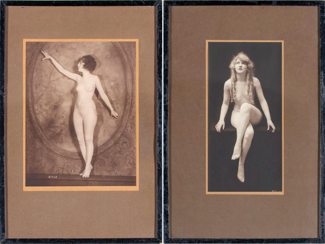 20th Century American School Two Female Nudes, c.1913