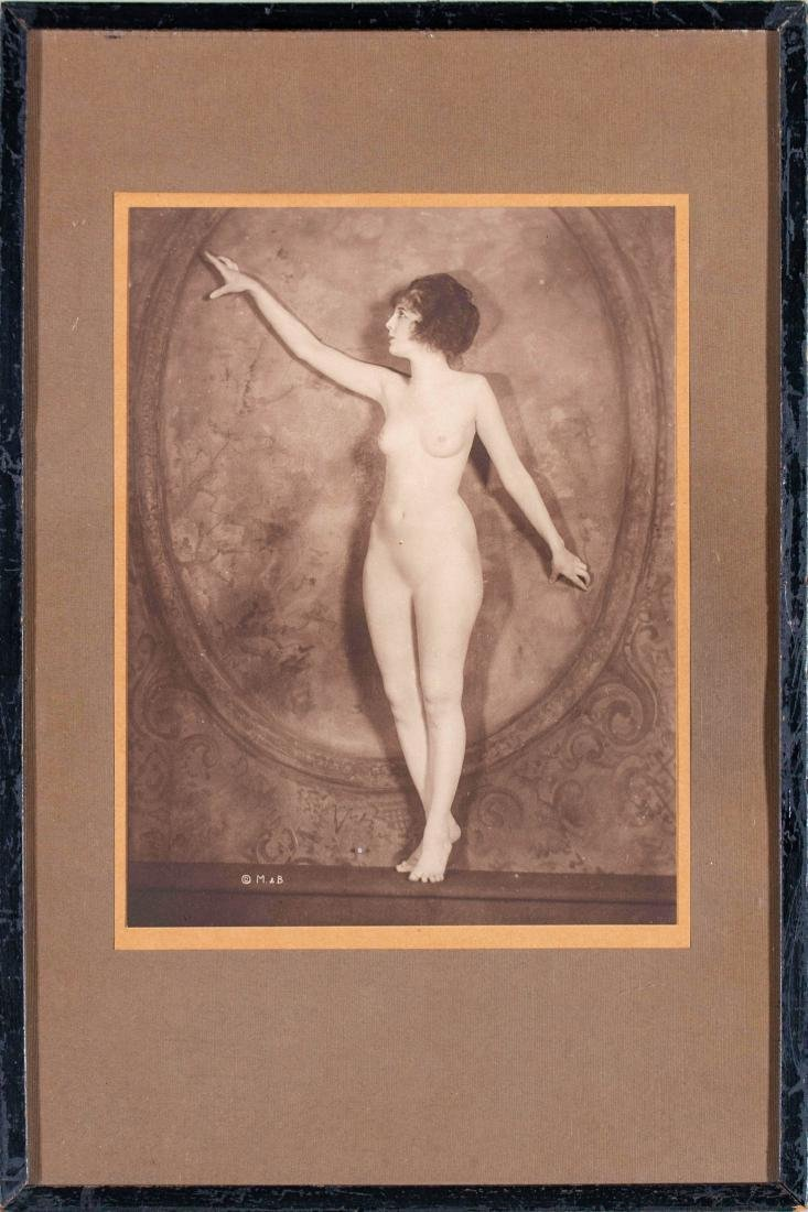 20th Century American School Two Female Nudes, c.1913 - 2