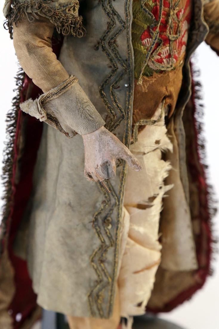 Neapolitan Creche Figure, 18thc. Italian School - 5