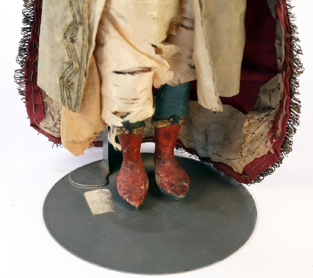 Neapolitan Creche Figure, 18thc. Italian School - 7