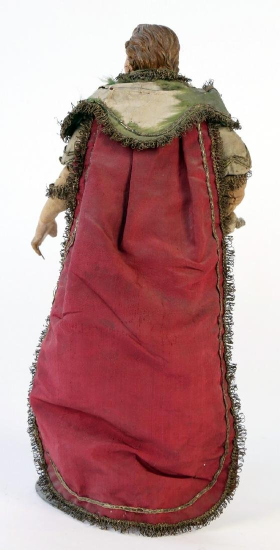 Neapolitan Creche Figure, 18thc. Italian School - 9