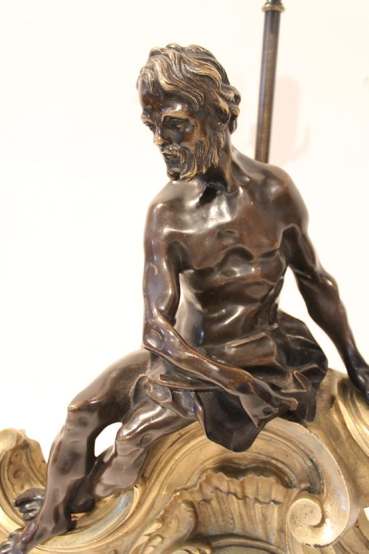 A French Bronze Figure of Hephaestus, Early 19th - 2