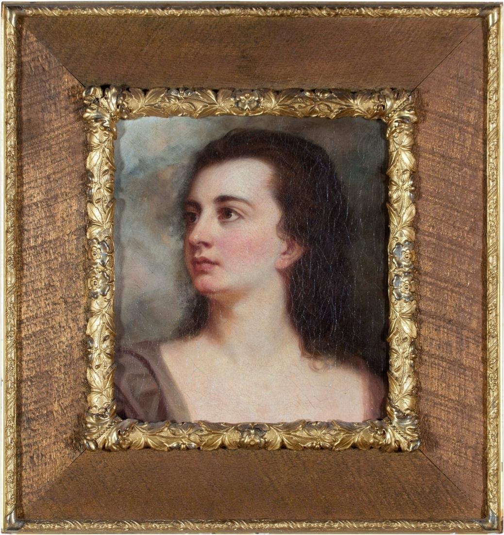 J. B. Henderson, 19th Century British School - Female