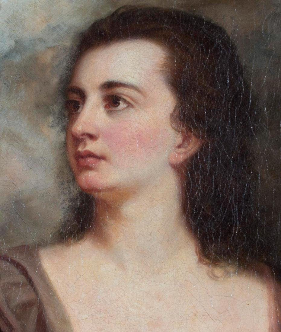 J. B. Henderson, 19th Century British School - Female - 2