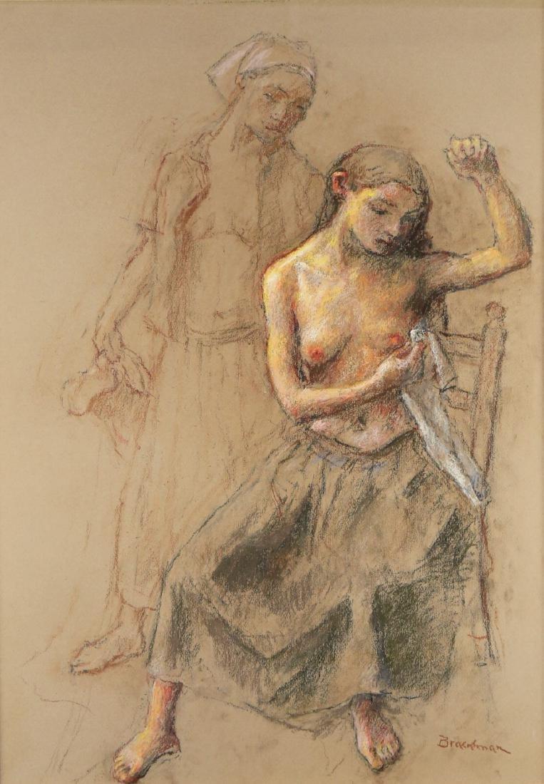 Robert Brackman (American, 1898-1980) Two Women - 2