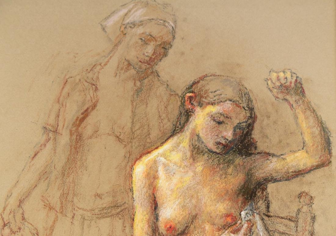 Robert Brackman (American, 1898-1980) Two Women - 3