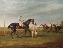 John Ashley (20th c.) The Winner