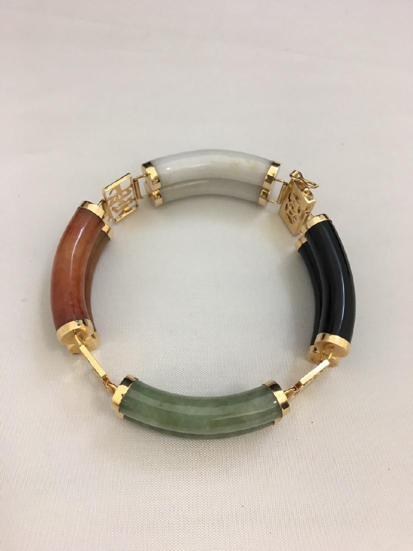 Chinese Gold Bracelet