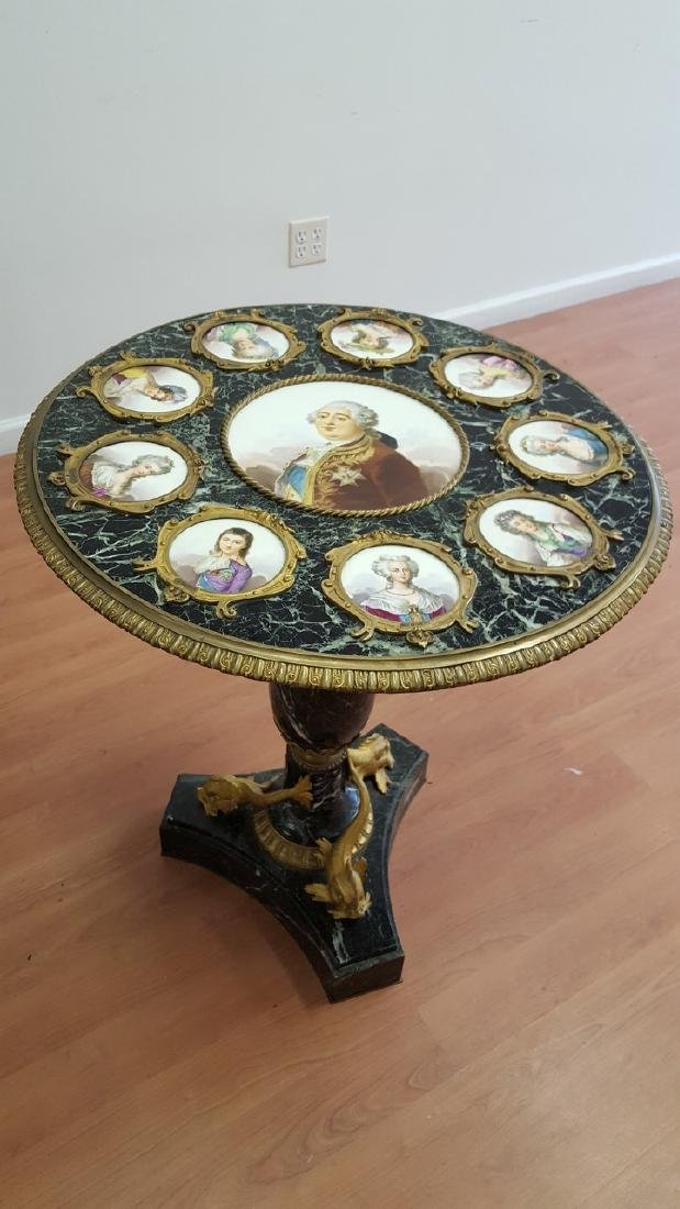 Rare & Important Late 19th Century French Table