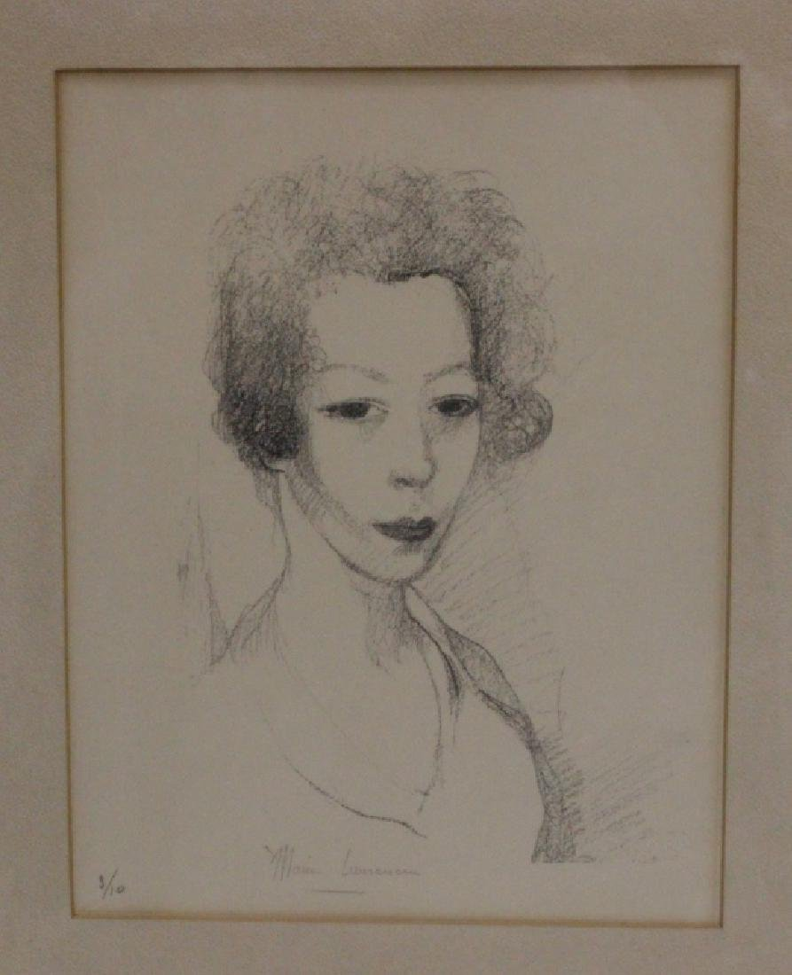 Rare Marie Laurencin Litho.3/10