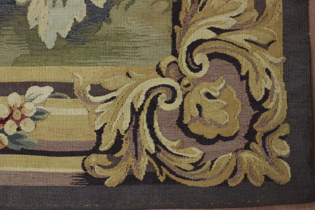 Late19c, Early 20thc French Aubusson Tapestry - 10