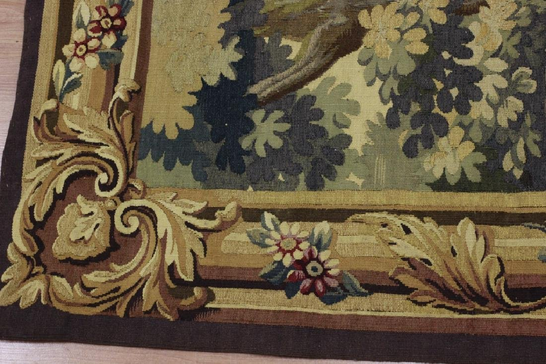 Late19c, Early 20thc French Aubusson Tapestry - 5