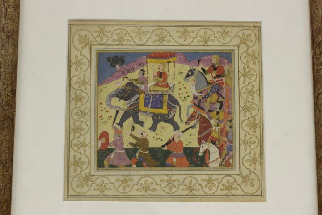Indo-persian Miniature - 2